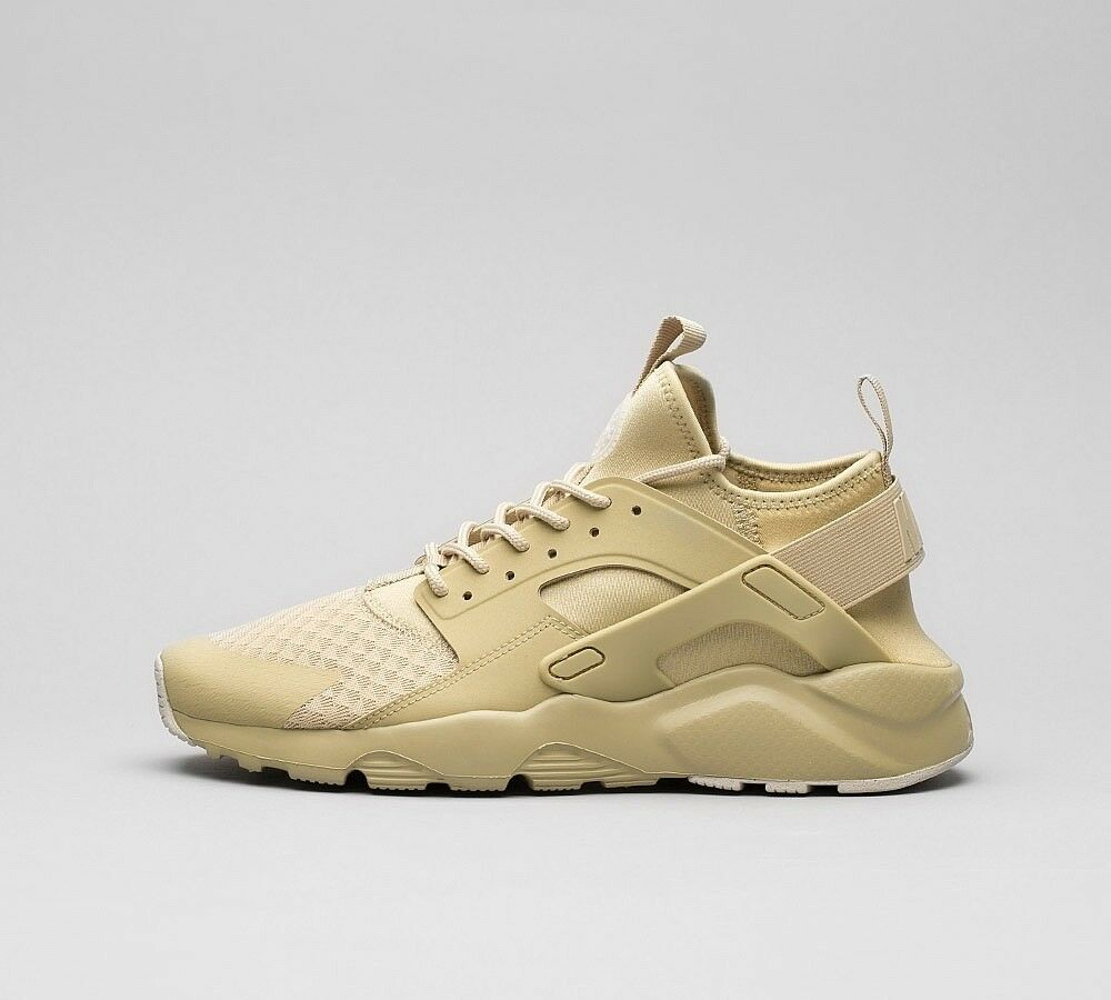 ea596a490f2ed Brand new Nike Air Huarache Ultra Run Trainers Gold UK 7.5 NEW ...
