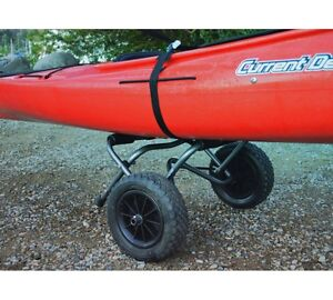 Swagman Hauler-Single Canoe and Kayak transport