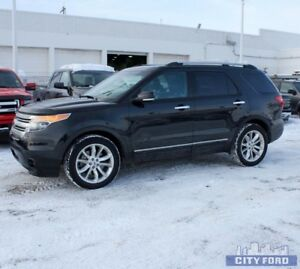 2014 Ford Explorer 4x4 4dr XLT