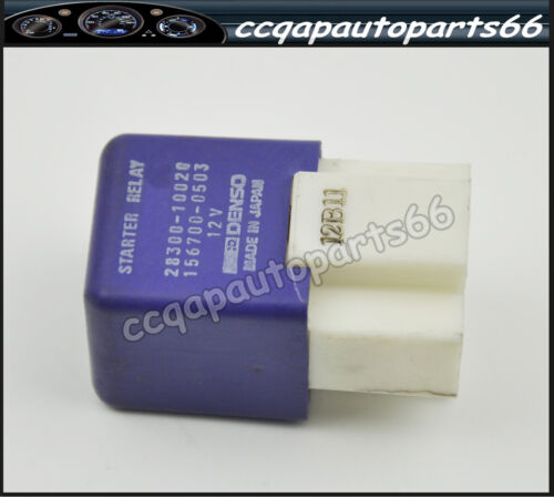 Starter Relay 28300-10020 for Toyota Yaris Corolla Camry RAV4 Hulix Supra Lexus