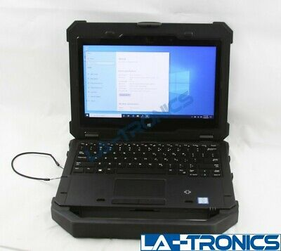 "Dell Latitude 12 Rugged Extreme 7214 12"" Touch Screen i5-6300U 8GB 256GB SSD"