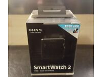 Sony SmartWatch 2 (AS NEW) Premium boxed version