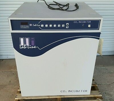 Barnstead Lab-line Co2 Incubator For Labarotries Model 460