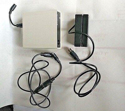 Magtek Card Reader 21050004 American Microsystems Micro Scanner Cords