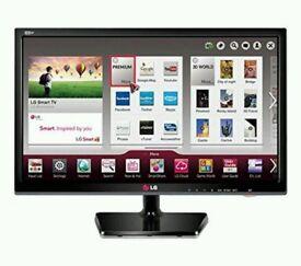 "Excellent 29"" LG LED SMART TV hd ready freeview inbuilt"