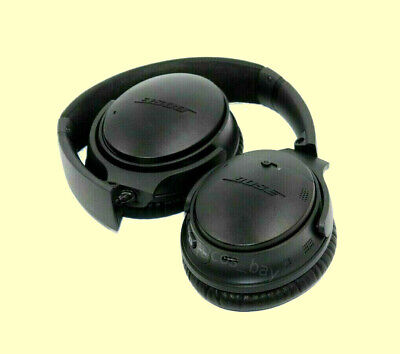 Bose QuietComfort 35 Series I Noise Cancelling Wireless Headphones Black