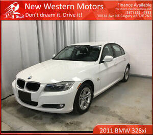 2011 BMW 3 Series Heated Seats/ Push to Start/ 2 Sets of Tires!!