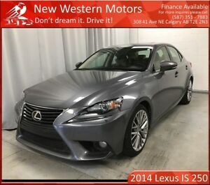 2014 Lexus IS 250 PREMIUM AWD