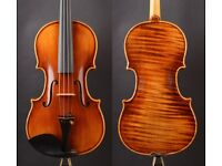 Beautiful Handmade 4/4 Violin