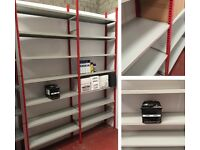 Shelving - Industrial Strength - Like New Condition