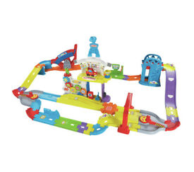 Toot toot driver super rc raceway (only used once!)