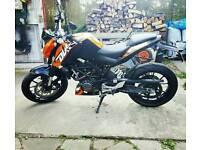 2013 KTM Duke