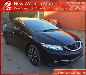 2015 Honda Civic Touring HAIL SALE/FULLY LOADED/NEW YEAR SALE!