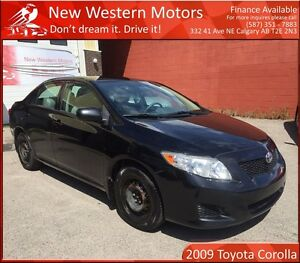 2009 Toyota Corolla CE 2 SETS OF TIRES! ACCIDENT FREE! LOW KM!