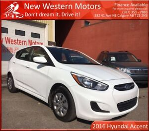 2016 Hyundai Accent JUST LANDED!! ACCIDENT FREE!! 1 OWNER!!