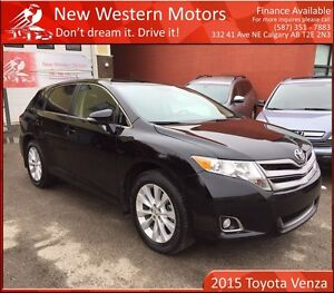 2015 Toyota Venza LE  NO ACCIDENT! AWD! BCAM! JUST SOLD!