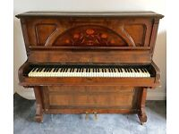 ***CAN DELIVER*** VERY PRETTY UPRIGHT PIANO - FULLY WORKING - ***CAN DELIVER***