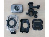 Vivitar DVR785HD Video Dash Camera with Accessories