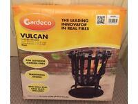 Gardeco Vulcan Brazier - BBQ, Firepit, Grill