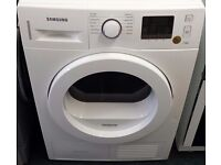 Samsung 7kg heat pump condenser dryer