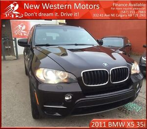 2011 BMW X5 xDrive35i SURROUNDING CAMERAS/NAVI/LOW KM!!