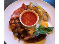 ***Part-time Breakfast Waiting Staff - Quarter, Clifton, Bristol***