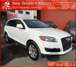 2007 Audi Q7 3.6 Premium PRIVATE SALE!!! HUGE SAVINGS!!!