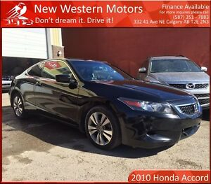 2010 Honda Accord EX-L REMOTE START/HEATED LEATHER/SUNROOF!