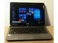 Acer laptop 4gb ram Windows 10