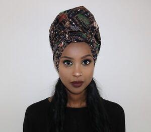 Filza African Headwrap Scarf