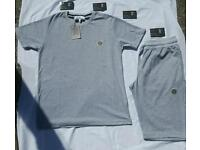 **All Colours Stone Island FULL TRACKSUIT Set Shorts / T-shirts Must Look **Moncler Armani