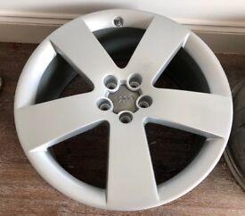 "20"" 5x112 Audi Cantona Wheels Rare"