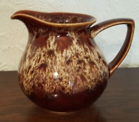 Fosters Pottery Honeycomb jug