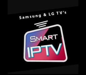 Best iptv service 💯Guaranteed for Smart tv / Android / Mag Box / Fire Stick / Zgemma / PC / Xbox