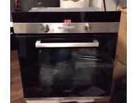 STAINLESS STEEL ELECTRIC SELF-CLEAN MULTIFUNCION OVEN