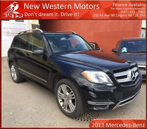 2013 Mercedes-Benz GLK-Class GLK250 Bluetec ONE OWNER!