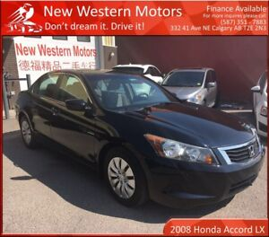 2008 Honda Accord LX!! LOW KM!! POWER ACCESSORIES!!