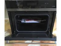 Unused Hotpoint Luce Single Oven MPX103X.