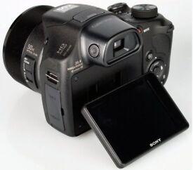 Sony DSC-HX300 Digital Camera (as new condition)