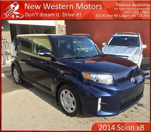 2014 Scion xB 2 SETS OF TIRES! ONE OWNER! LOW KM!