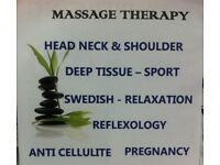 Professional experienced masseur technician