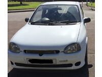 CORSA B C20LET ROAD LEGAL TRACK CAR
