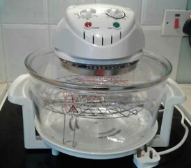 Halogen Oven unwanted gift used once