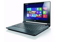 Lenovo FLEX 10 Touchscreen Notebook Laptop 4GB RAM 120GB SSD + 320GB Lenovo External Hard Drive
