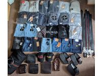 Tracksuits, Jeans, Shoes, Bags - Stone Island, True Religion, Armani, Dsquared Small Medium Large XL