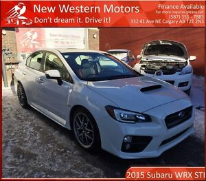 2015 Subaru WRX STI Sport-tech Package 1OWNER! LOCAL CAR!