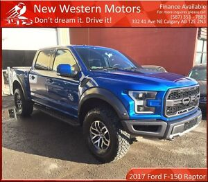 2017 Ford F-150 Raptor RARE! RARE! LIKE NEW! JUST ARRIVED!