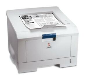 Xerox Phaser 3150 - Monochrome Laser Printer - 22 PPM 600 DPI - Parallel & USB Interfaces - 300 Sheets Capacity - 3150/B