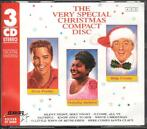 3 CD - THE VERY SPECIAL CHRISTMAS COMPACT DISC