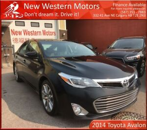 2014 Toyota Avalon XLE TOURING!!! FULLY LOADED!!! B.CAM! NAV!!